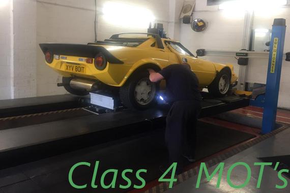 Class 4 MOT